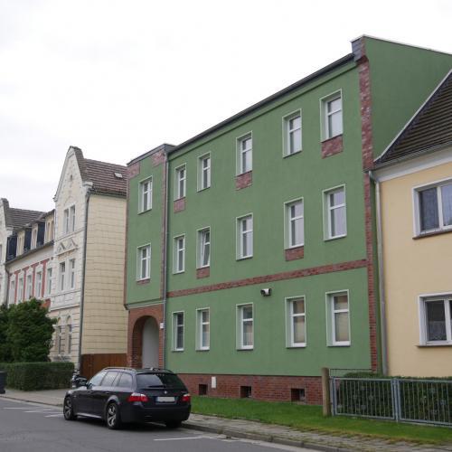 Komplettsanierung Jahnstraße Weißwasser