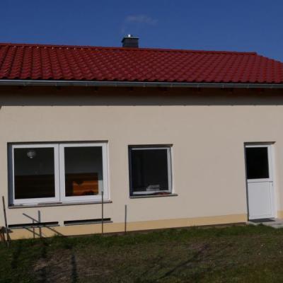 Neubau Nebengebäude Reichwalde