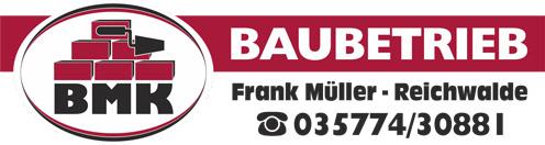 BMK Reichwalde | Baubetrieb Frank Müller
